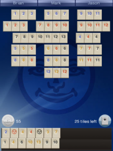 Rummikub Original HD iPadアプリ