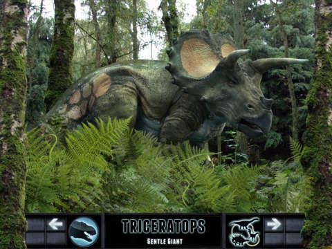 Dinosaur Zoo iPadアプリ