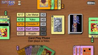Reiner Knizia's Modern Art: The Card Game iPhoneアプリ