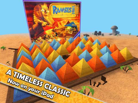 Ramses II HD iPadアプリ