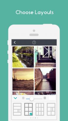 PicCollage 写真&動画コラージュ iPhoneアプリ