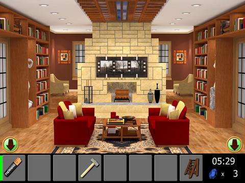 Sapphire Room Escape iPadアプリ