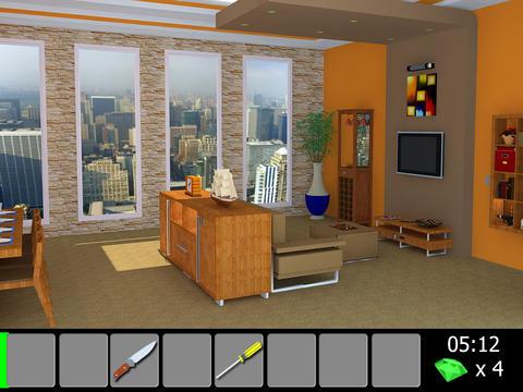 Diamond Penthouse Escape 1 iPadアプリ