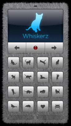 人猫語翻訳機 iPhoneアプリ