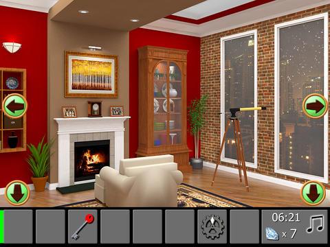 Diamond Penthouse Escape 2 iPadアプリ