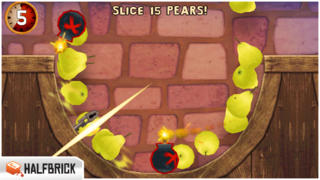 Fruit Ninja: Puss in Boots iPhoneアプリ