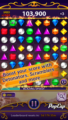 Bejeweled Blitz iPhoneアプリ