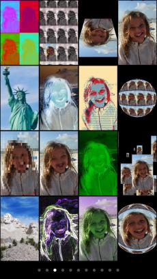 メガ・フォト iPhoneアプリ