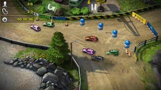 Reckless Racing 2 iPhoneアプリ
