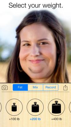 Fatify - おデブになろう! iPhoneアプリ
