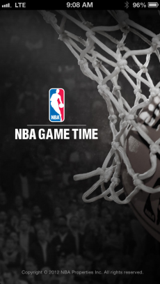 NBA: Live Games & Scores iPhoneアプリ