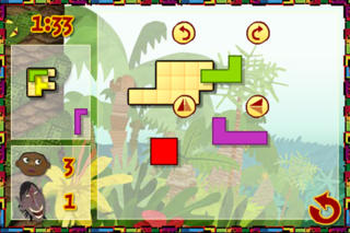 Ubongo Puzzle Adventure iPhoneアプリ