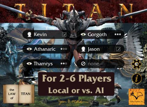 Titan HD iPadアプリ