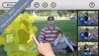 GroupShot iPhoneアプリ
