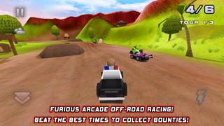 Bounty Racer iPhoneアプリ