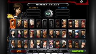 THE KING OF FIGHTERS-i 2012 iPhoneアプリ