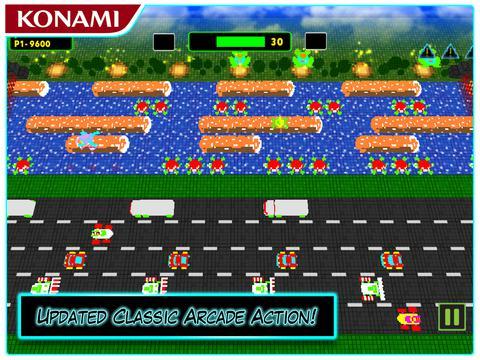 Frogger: Hyper Arcade Edition iPadアプリ