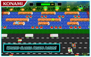 Frogger: Hyper Arcade Edition iPhoneアプリ