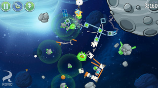 Angry Birds Space Free iPhoneアプリ