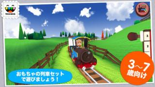 トッカ・トレイン(Toca Train) iPhoneアプリ
