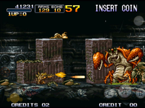 METAL SLUG 3 iPadアプリ