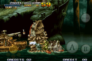 METAL SLUG 3 iPhoneアプリ