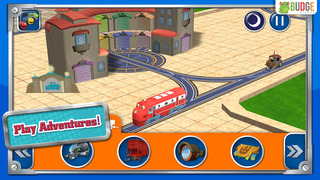 Chuggington Traintastic Adventures Free – A Train Set Game for Kids iPhoneアプリ