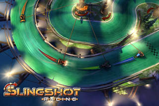 Slingshot Trials iPhoneアプリ