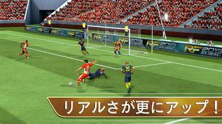 リアルサッカー2013 iPhoneアプリ