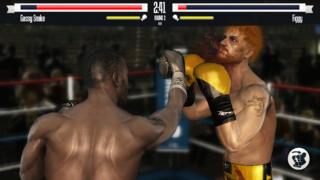 リアル ボクシング iPhoneアプリ
