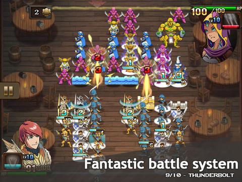 Might & Magic Clash of Heroes iPadアプリ