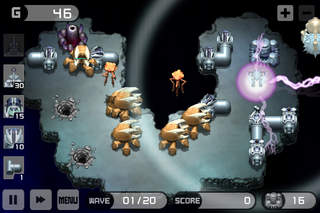 Blade Guardian iPhoneアプリ