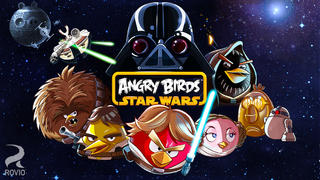 Angry Birds Star Wars iPhoneアプリ