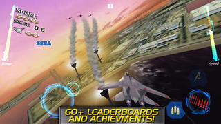 After Burner Climax iPhoneアプリ