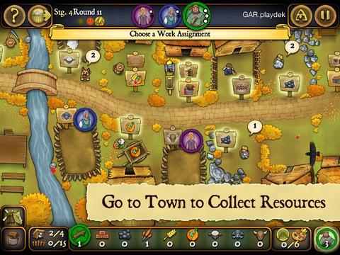 Agricola iPadアプリ