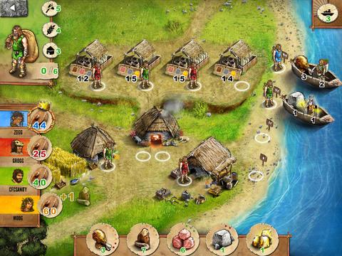 Stone Age: The Board Game iPadアプリ