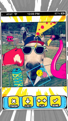 Steve Aoki's Aokify iPhoneアプリ