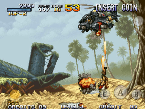 METAL SLUG 1 iPadアプリ