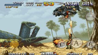 METAL SLUG 1 iPhoneアプリ