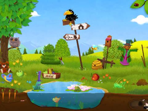 HABA 果樹園 iPadアプリ