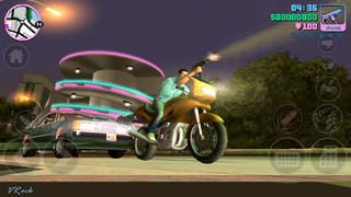 Grand Theft Auto: Vice City iPhoneアプリ