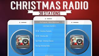 クリスマスラジオ iPhoneアプリ