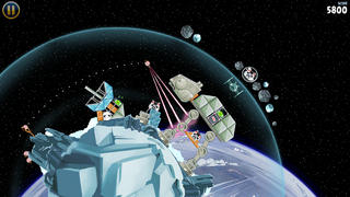 Angry Birds Star Wars Free iPhoneアプリ