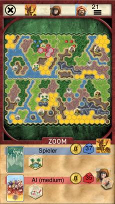 Kingdom Builder iPhoneアプリ
