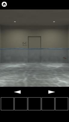 脱出ゲーム SUNKEN ROOM iPhoneアプリ