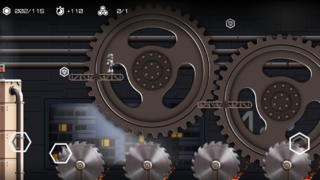 Atom Run iPhoneアプリ