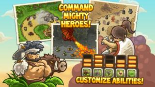 Kingdom Rush Frontiers iPhoneアプリ