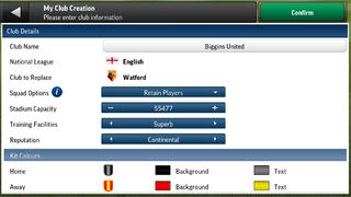 Football Manager Handheld™ 2014 iPhoneアプリ