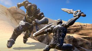 Infinity Blade III iPhoneアプリ