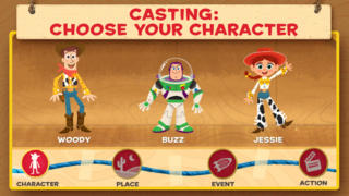 Toy Story: Story Theater iPhoneアプリ